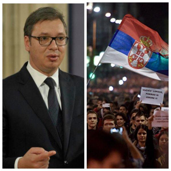 Конец «лжи и самообману»: Президент Сербии открыто заявил о потере Косово