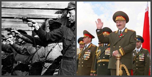 «90% карателей прислали в Беларусь из России»: режим Лукашенко находит виновных в сталинских репрессиях