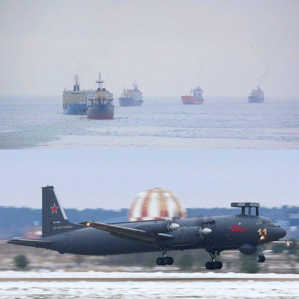 Защита русского Северного Морского пути впечатлила СМИ Китая