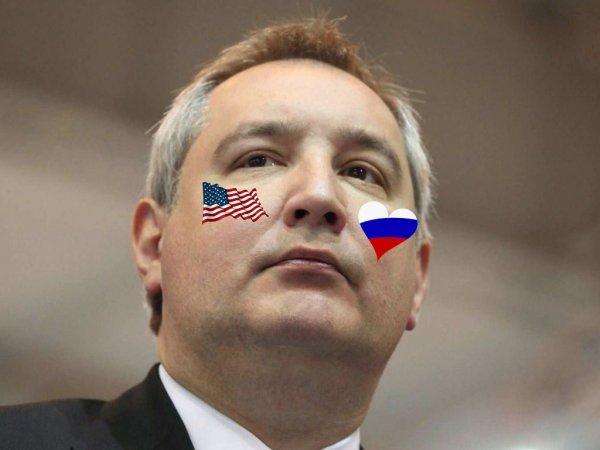 Рогозин на пенсию? Отказ США от коммерческих космических перевозок в РФ может привести к банкротству «Роскосмоса»