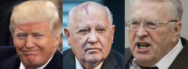 Почувствуют близость радиации: «Американский Горбачёв» ведёт США к краху - Жириновский