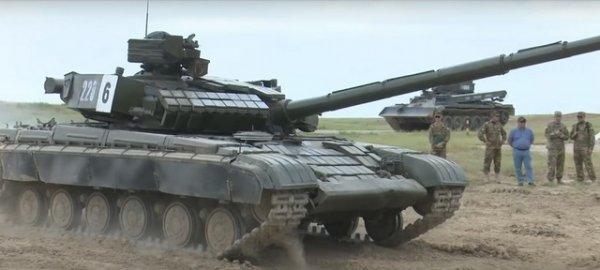 Предательство по-узбекски: ВС Узбекистана показали американцам свою бронетехнику, в том числе и полученную из России