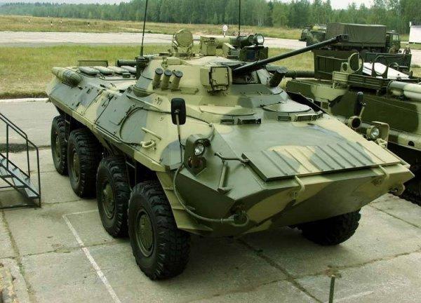 Чудовище из Харькова: В сеть попало фото гибрида БМП-3 и БТР-80, созданного на Украине