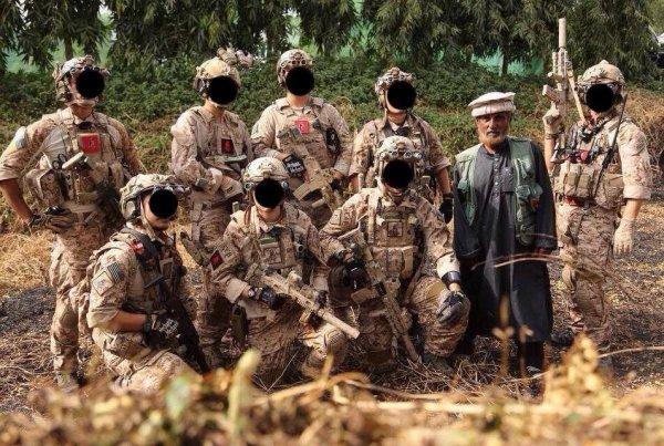 Отряд ФСБ «Альфа» опять стал лучшим спецназом мира