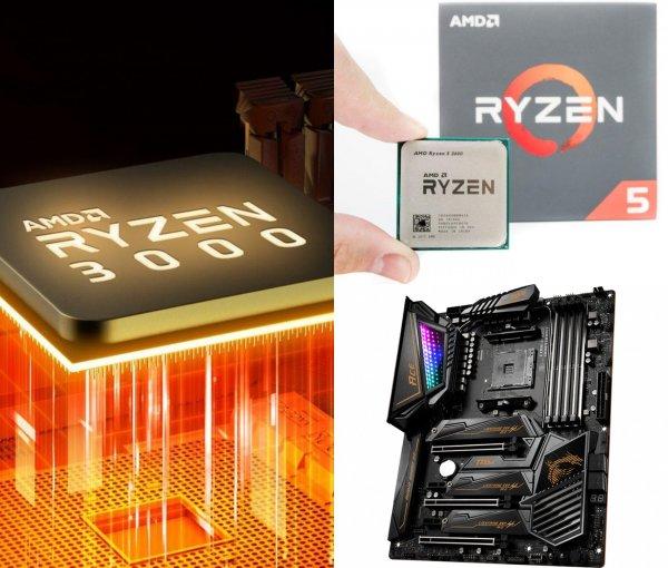 Хорошие и плохие новости: Всё что нужно знать о процессорах AMD Ryzen 3-го поколения