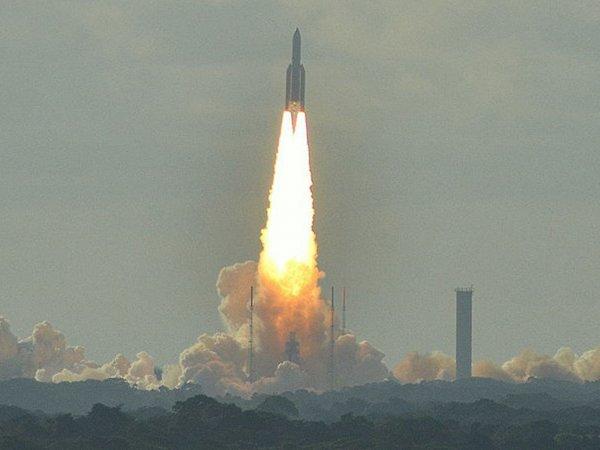 С космодрома Куру запустили пятую ракету за год