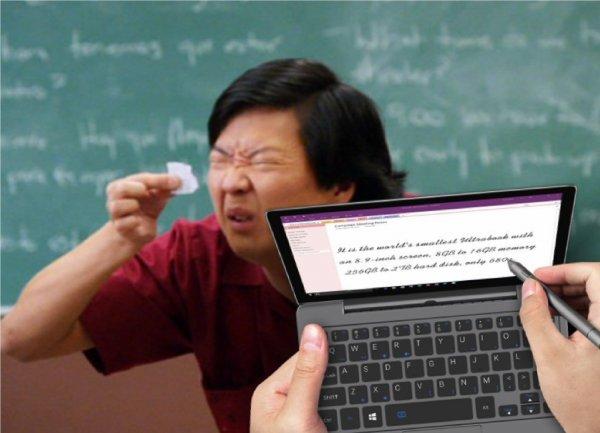 Мини-ноутбук GPD P2 Max обойдётся в $530