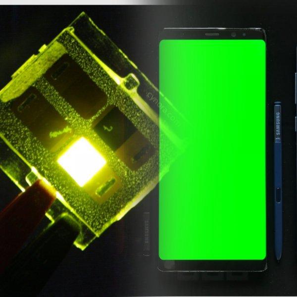 Почти бесплатно: новая технология сделает OLED-дисплеи еще экономичней