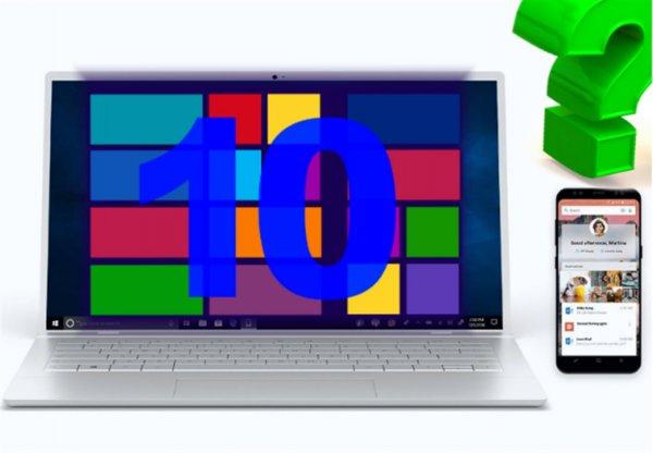 «Ваш телефон? Теперь нет!»: Новая фишка Windows 10 «заразит» Anroid-смартфоны вирусом