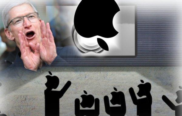 «Яблочные» сектанты: Инструкцию к 40-летнему компьютеру Apple продали за 10 тыс. долларов