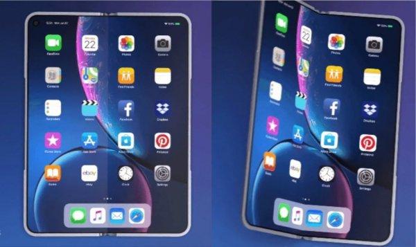 «Минимум 00»: Названа цена складного iPad Pro с 5G
