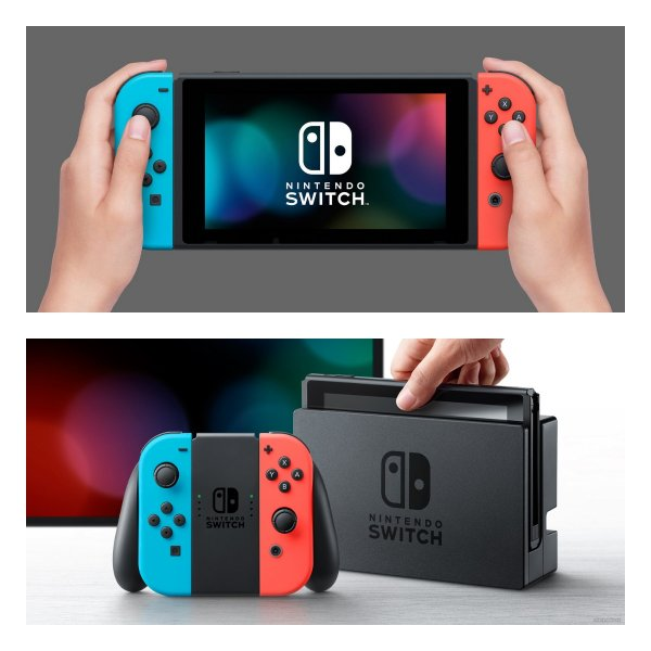 Nintendo представила свою консоль нового поколения