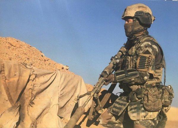 Смерть (в) Сирии - Спецназ ССО ГРУ атакован террористами