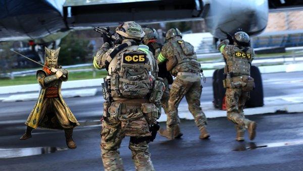 «Почем штука турка?» Элита спецназа ЦСН «Альфа» ликвидировала бригадных генералов турецких боевиков