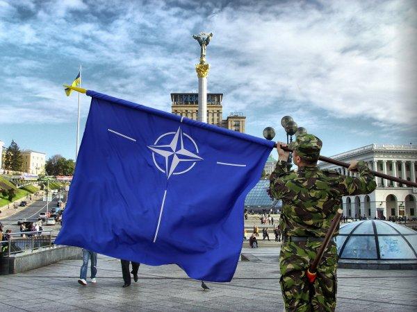 Солдаты НАТО готовятся к высадке на Украине