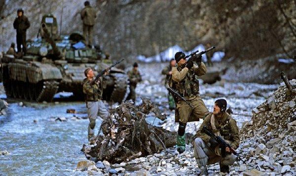 Спецназ ВДВ «Кубинка» готов к переброске в Закавказье