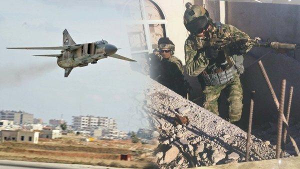 «Это вам за пацанов»: ССО ГРУ отомстили Турции за атаку на военных России?