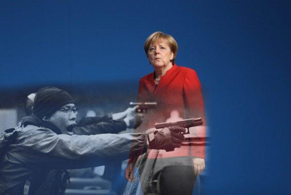 Спецназ ССО ГРУ предотвратил убийство канцлера Германии