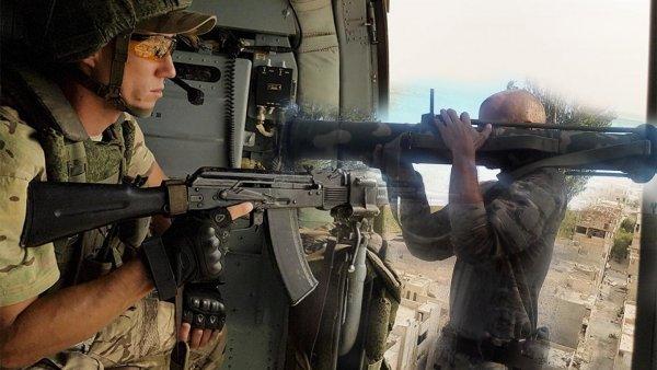 Кольцо сожмётся? Российскую армию в Сирии вооружат огнемётами «Шмель» — версия