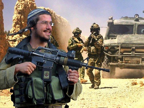 Армия Израиля готовит наземную операцию в Сирии