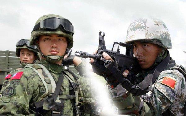 Война Китая против Китая. ВМС КНР готовят нападение на Тайвань?