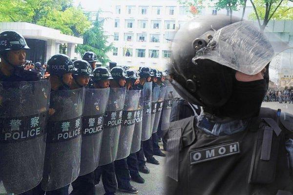 Спецназ Росгвардии перебрасывают в Гонконг для помощи в подавлении беспорядков