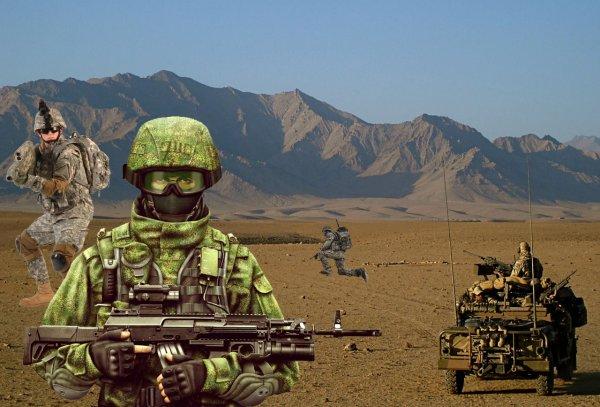 18 бойцов ССО ГРУ и ЦСН «Вымпел» погибли в Афганистане по вине спецназа США