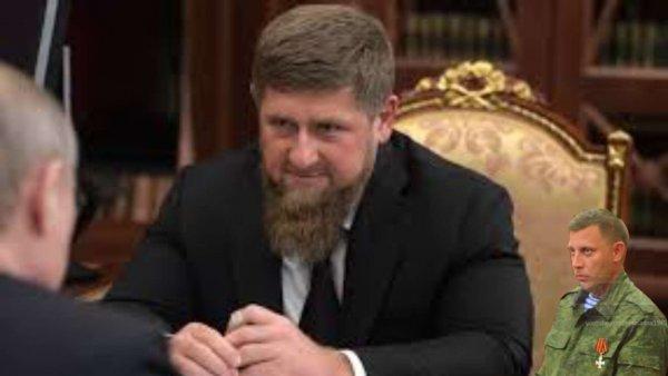 Захарченко убрали чеченские боевики – СМИ Украины