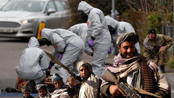 Газовый джихад. ФСБ обнаружила производство отравляющих веществ афганскими боевиками