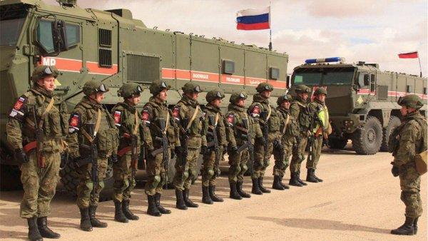 Спецназ 45-й бригады ВДВ «Кубинка» заметили в сирийском Идлибе
