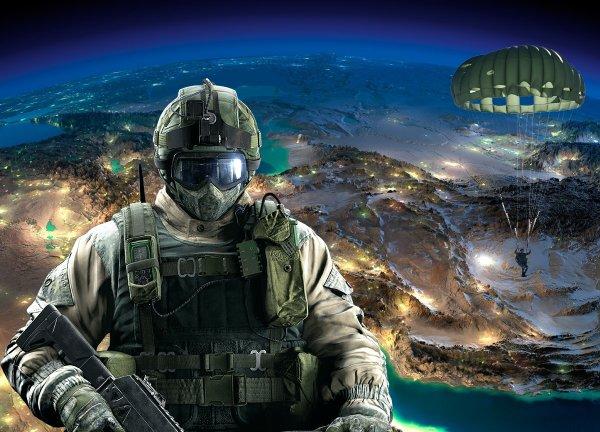Как снег на голову. Спецназ ГРУ будет «нападать» из тропосферы