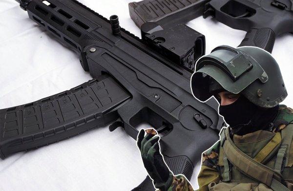 «Размер не имеет значение!» - Спецназ вооружат малогабаритным АМ-17