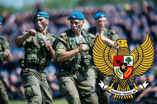 Российские ВДВ будут делиться опытом в Индонезии