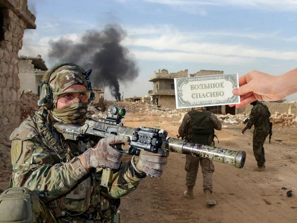 Сотрудников спецназа ФСБ заставляют «за спасибо» воевать в Сирии