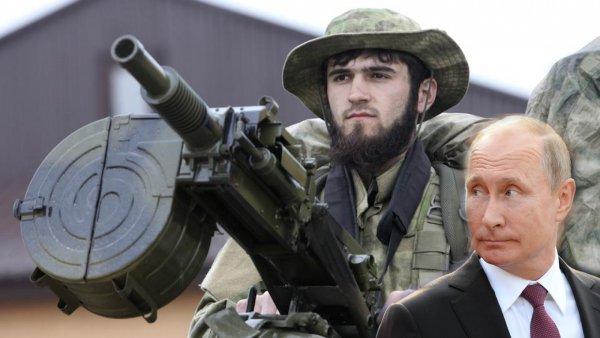 Эффективность чеченского спецназа оценил Владимир Путин