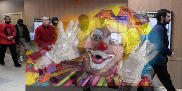 Подвиг водоплавающих клоунов. «Герои» ВМС Украины получили славу за поражение