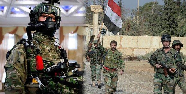 ЦСН ФСБ «Альфа» готовит геноцид Курдского населения вместе с спецназом Турции — СМИ