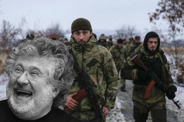 Чеченский спецназ в ДНР финансируют украинские олигархи — версия
