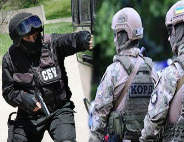 Украинский спецназ затянул со штурмом настолько, что террорист устав ждать сдался сам