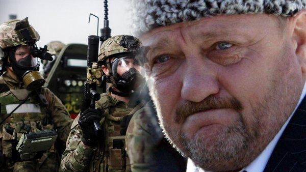 Ахмата Кадырова ликвидировал спецназ ФСБ – блогер