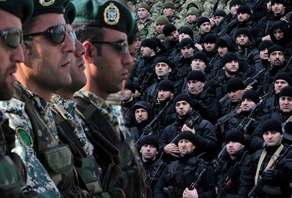 США вводит «армию» зелёных беретов для ликвидации чеченского спецназа в ДНР — СМИ