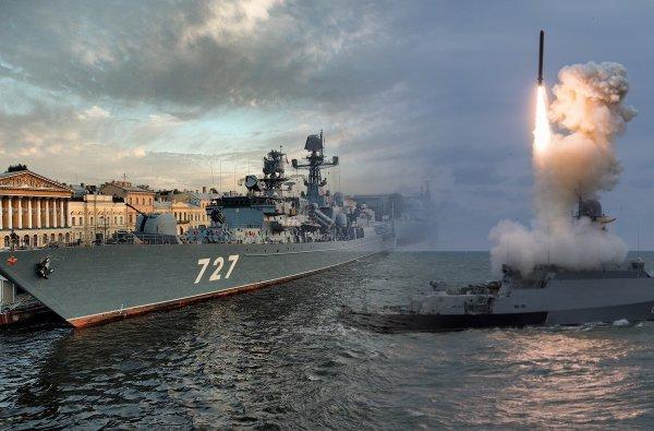 ВМФ РФ получат ракету - «убийцу» авианосцев