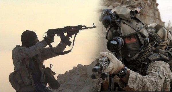 18 офицеров ССО ГРУ и ЦСН «Альфа» уничтожили батальон из 300 террористов