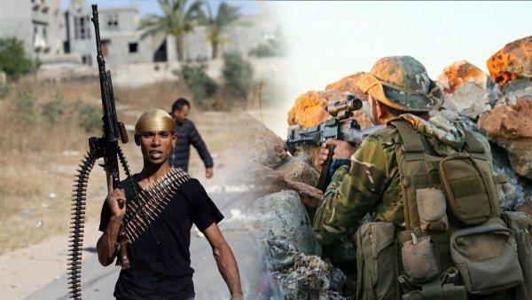 1000 наемников ЧВК Вагнера начали штурм столицы Ливии - СМИ