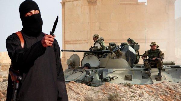 Спецназ ССО ГРУ мог потерять 7 офицеров во время «охоты за головами» ИГ* в Пальмире