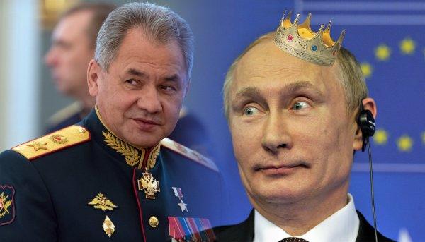 Министр обороны Шойгу видит себя преемником Путина— СМИ