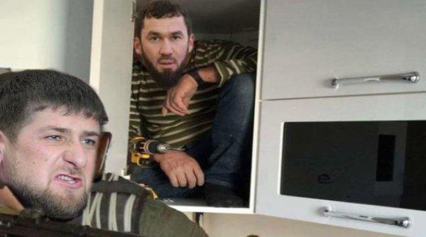 Чеченский спецназ выезжает на «стрелки» за друзей Кадырова - инсайд