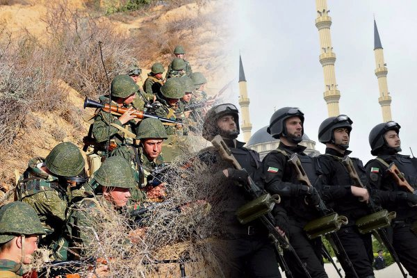 Чеченский спецназ вернётся в состав мотострелковой бригады сухопутных войск ГРУ – версия