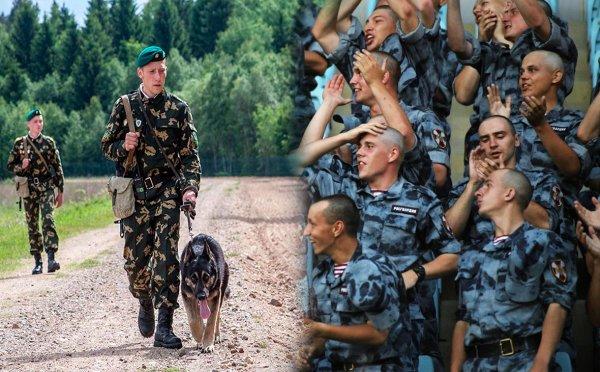 Росгвардия заберет пограничные войска у ФСБ – эксперт