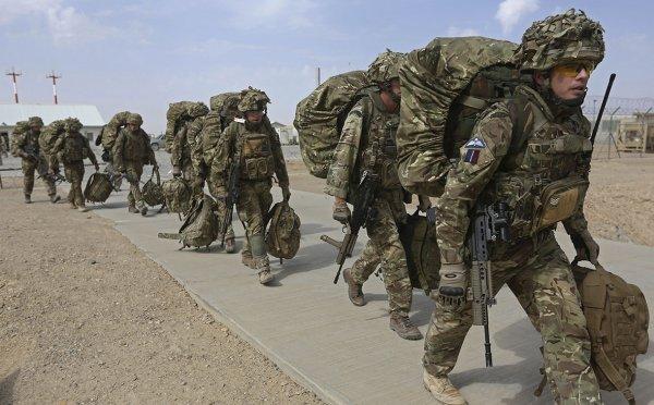 Оглушительный провал британского спецназа SAS вспомнили вСети